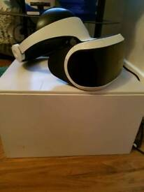 VR HEADSET AND DUAL CAMERA FOR PS4 (NO SWAPS)