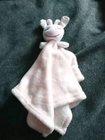 Babies snuggle blanket