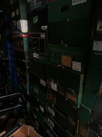 VERY LARGE JOBLOT OF MIXED TOOLS I HAVE FOR SALE BOXES AND BOXES
