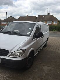 Mercedes Vito 109 CDI long panel van