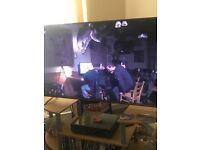 "Panasonic viera 50"" 4K ready smart television"