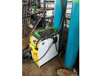 Workshop clearance mig welder saws toolbox compressor
