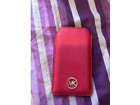 Michael Kors IPhone case x 2