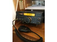 Yaesu HF transceiver FT-840