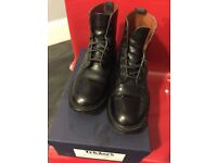 Trickers boots made for Adam Derrick,, New York Retail circa £400