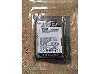 320GB Western Digital Black Laptop Hard Drive