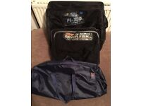 NEW - MIDDY Fast Dry Keepnet Set & Bag -F1-300 Carp Net & Middy The Works Silver Fish