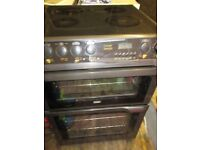 Creda Electric Cooker Double Oven can deliver