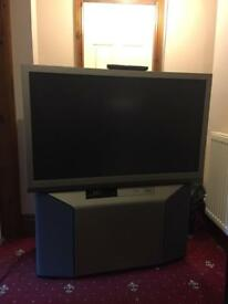 Toshiba rear projection 40 inch tv