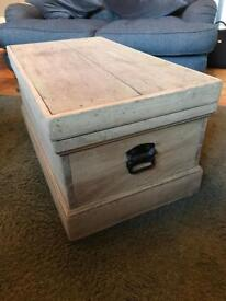 Vintage Blanket Box for Sale