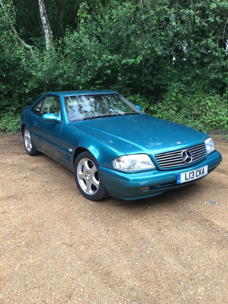 Mercedes sl 280 r129 1998 in fair oak hampshire for 1998 mercedes benz sl500