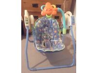 Fisher price baby swing - used condition
