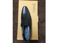 Leather shoes from next