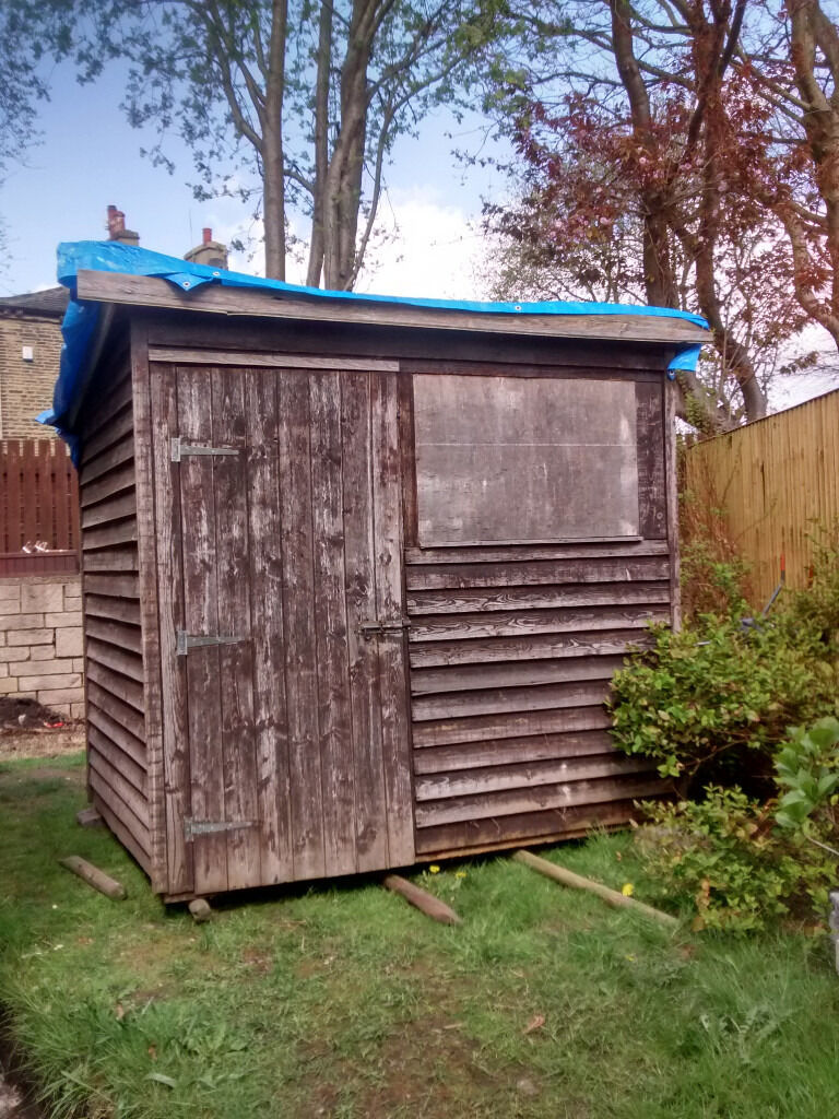 Garden Sheds Halifax 7' x 5' garden shed | in halifax, west yorkshire | gumtree