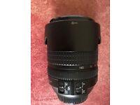 AFS Nikor 18-140mm f3.5-5.6 g DX VR Lens