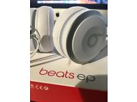 Beats Headphones EP White/Silver