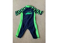 BOYS SWIMMING SUIT 9-12 MONTHS