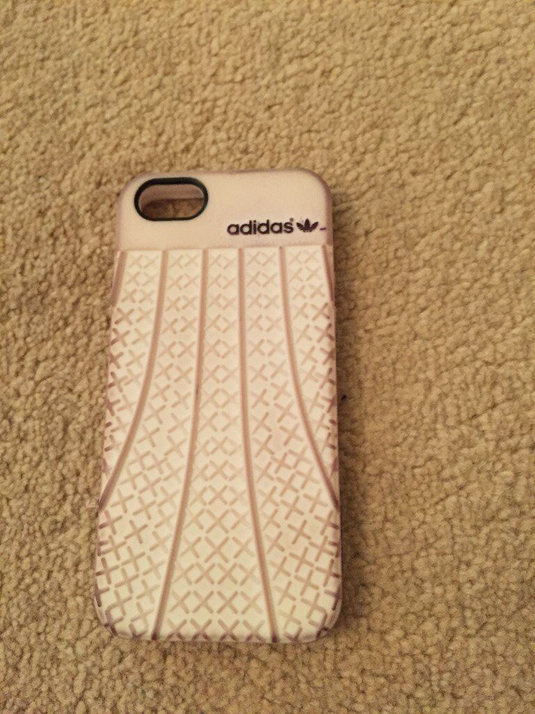 Adidas iphone 5/5s case whitein Tooting, LondonGumtree - Adidas iphone 5/5s case white Adidas iphone 5/5s case white Adidas iphone 5/5s case white Adidas iphone 5/5s case white