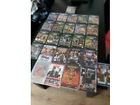 UFC DVD collection 1-34 plus more