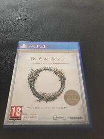 PS4 Elder Scrolls Skyrim