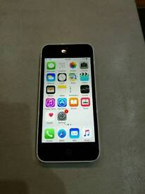 IPhone 5C 8GB in White Unlocked