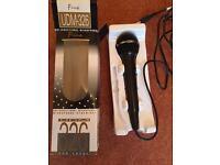 UDM 326 microphone new
