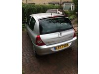 LOW MILES Renault clio for sale £1250 ovno