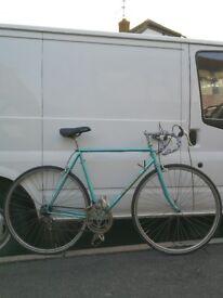 British classic road bike