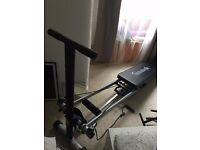 Bayou TotalTrainer Flex - Home Gym machine with all additions