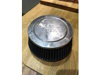 Classic mini RC40 exhaust and K&N air filter
