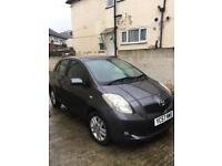TOYOTA YARIS 1.3TR 5DR EXCELLENT CONDITION