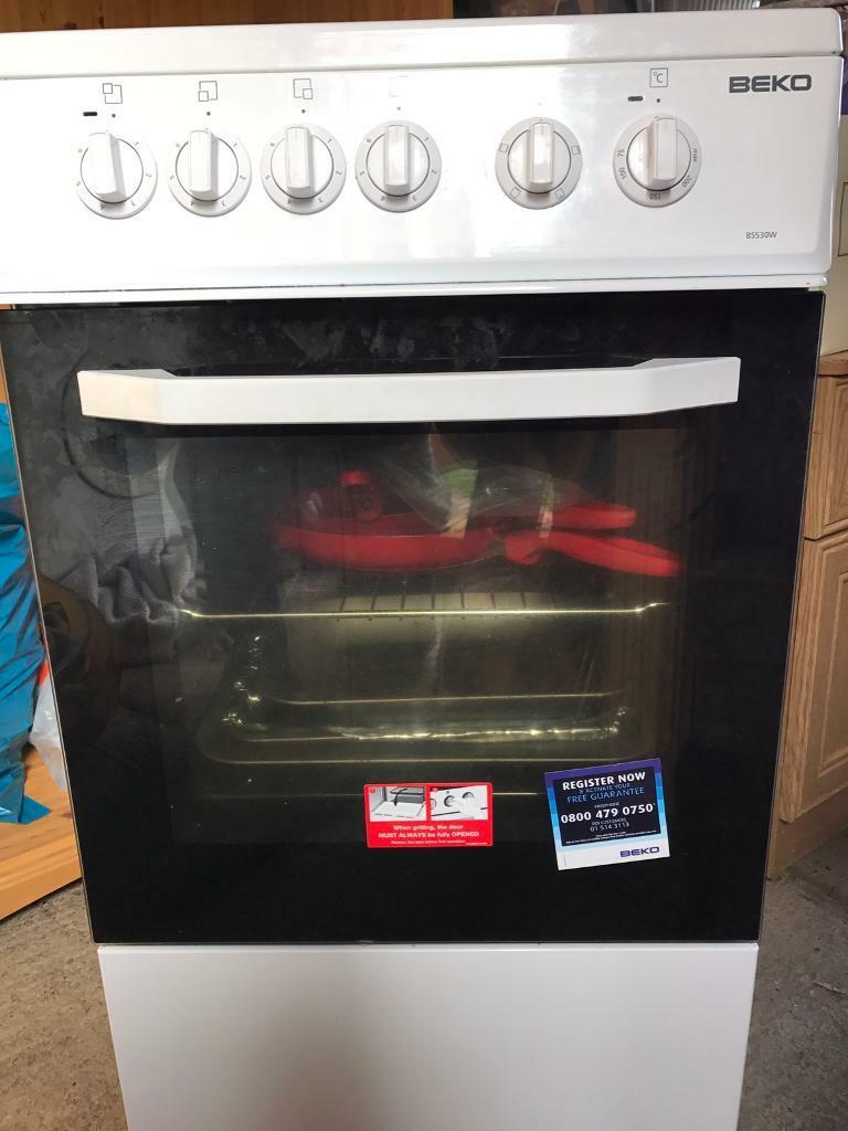 BEKO Electric Cooker (used)