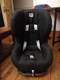 Britax Prince car seat 9-18kg hardly used