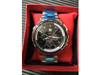 Tag Heuer Carrera Calibre Watch Black , Automatic Watch, Metal Strap *1st Class Postage Available*
