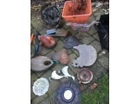 Gardening bits and pieces