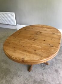 beautiful wooden table