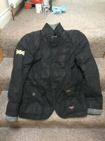 Superdry Wax Jacket Large