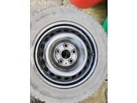 """Vw t5 steel wheels 16"""""""