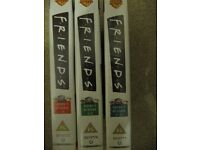 Friends Videos Series 3 episodes 1-4, 9-12 and 21-25 good condition £3.00