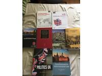 Law and Politics Books (QUB Graduate)