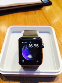 42mm Apple Watch Milanese Loop