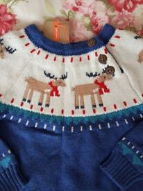 Childs xmas jumper( John Lewis -new)