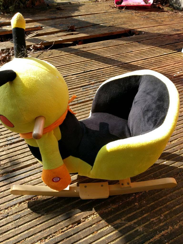 Bumble bee rocking chair   in Wickford, Essex   Gumtree