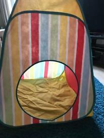 Children's Pop up tent