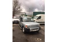 LAND ROVER DISCOVERY 3 TDV6 VAN
