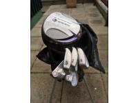 Ladies Inesis Canaveral 500 Half set of golf clubs