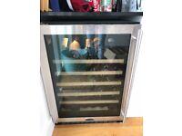 Rangemaster Refrigerated wine cooler