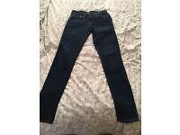 "Levi's jeans 25"" waist"