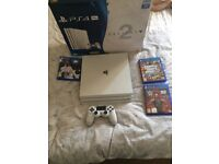 Ps4 pro 1tb boxed comes with 3 games all in excellent condition all works perfect