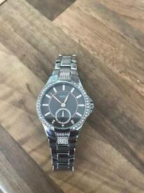 Ladies seksy watch (hardly worn)